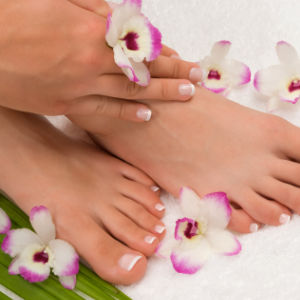 Spa Emilia Manicure and Pedicure