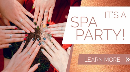 Spa Parties at Spa Emilia